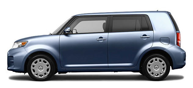 Scion XB rent a car